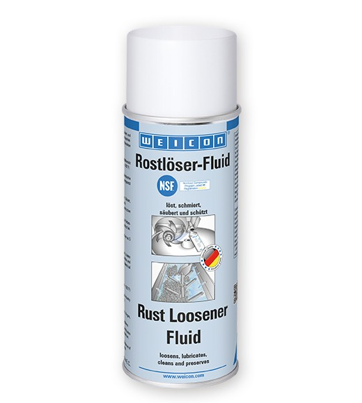 Roestoplosser-Fluid