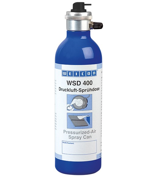 Druklucht Spray Systeem WSD 400