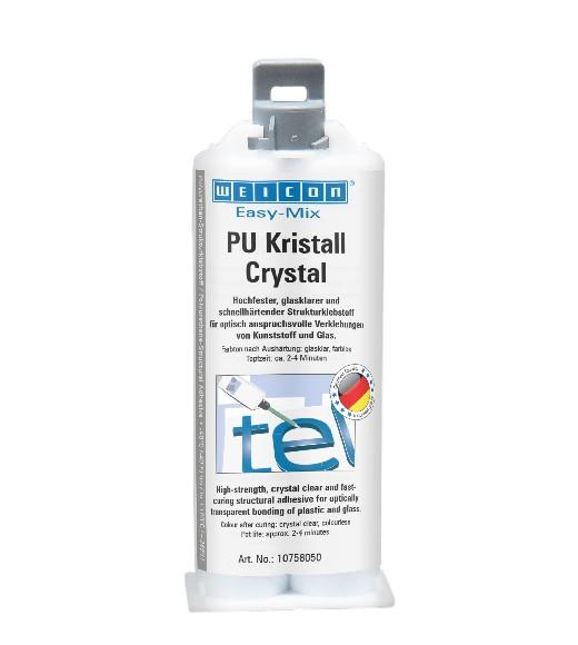 Easy-Mix PU Kristall Polyurethan-Klebstoff